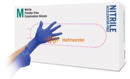 ANSELL MICROTOUCH ACCELERATOR FREE NITRILE POEDERVRIJ MEDIUM (100st)