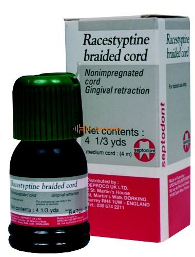 SEPTODONT RACESTYPTINE FADEN MEDIUM (2m)