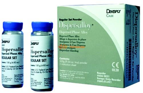 DETREY DISPERSALLOY AMALGAAM POEDER FAST SET (300gr)
