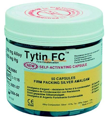KERRHAWE TYTIN AMALGAAM CAPSULES 2-SPILL REGULAR-SET (50st)