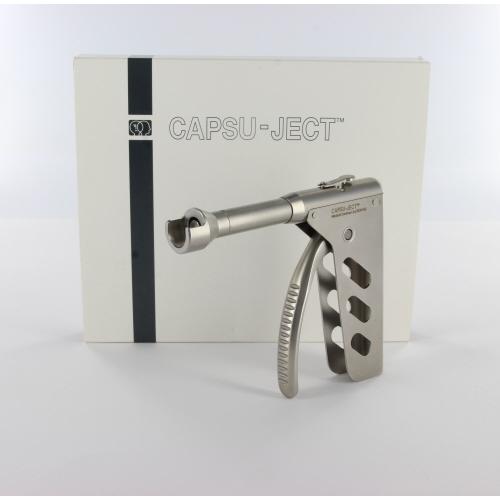 RONVIG CAPSUJECT COMPULESPUIT/COMPOSIETPISTOOL METAAL