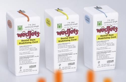 HYGENIC WEDJETS SMALL GEEL (2,1mtr)