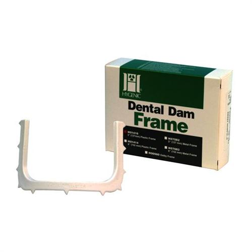 HYGENIC COFFERDAM FRAME KUNSTSTOF (13cm)
