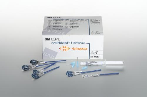 3M ESPE SCOTCHBOND UNIVERSAL L-POP BULK PACK (200st, 1 Syringe Scotchbond etchgel 3 ml, 25 applicatietips)