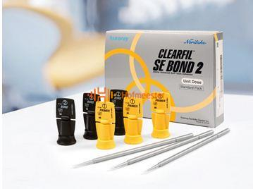 KURARAY CLEARFIL SE BOND 2 UNIT DOSE (50x primer/50x bond/100 appplicatieborsteltjes)