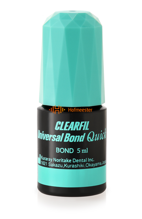 KURARAY CLEARFIL UNIVERSAL BOND QUICK STANDARD KIT (5ml/ 3ml etch/ div accessoires)
