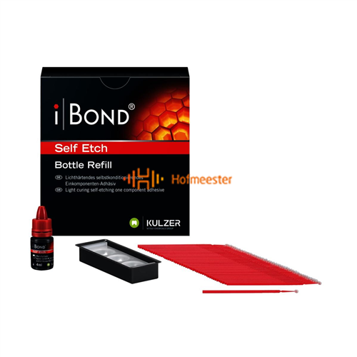 KULZER iBOND SELF ETCH REFILL (4ml/tips/mengschaaltje)