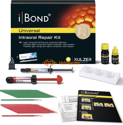 KULZER iBOND UNIVERSAL INTRAORAL REPAIR KIT ref 66077482