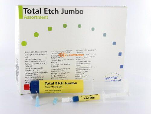 VIVADENT TOTAL-ETCH JUMBO (30gr/2x2gr/tips)