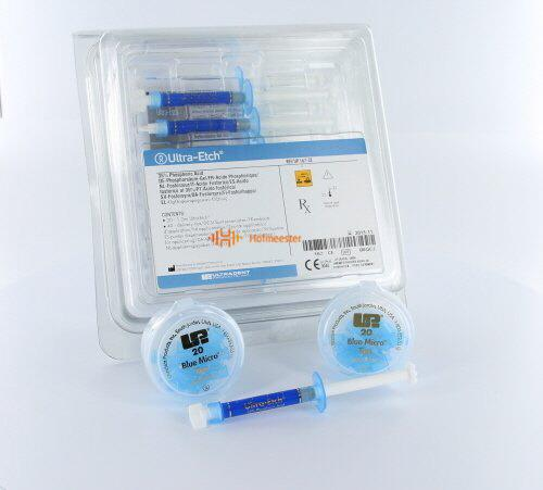 ULTRADENT ULTRA-ETSGEL IN SPUITJES ECONOMYPACK (20x1,2ml/40x blue micro tips)