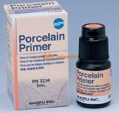 SHOFU PORCELAIN PRIMER (5ml)