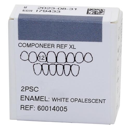 COLTENE COMPONEER REFILL UPPER XL ENAMEL UNIVERSAL 12 (2st)