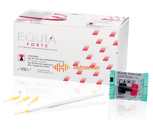 GC EQUIA FORTE COAT UNIDOSE (50x0,1ml)