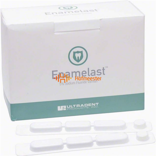 ULTRADENT ENAMELAST WALTERBERRY UNIT DOSE ECONO KIT (200x0,4ml) 4528
