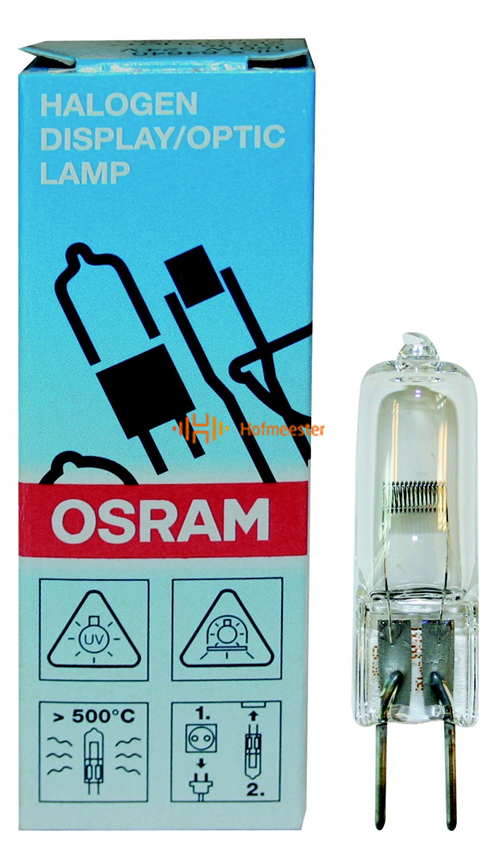 OSRAM HALOGEEN LAMP 12V/50W 64440