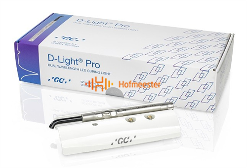 GC D-LIGHT PRO KIT LED UITHARDINGSLAMP