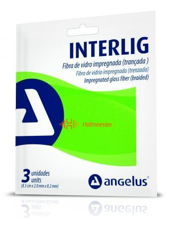 ANGELUS INTERLIG 8,5x2mm (3st)
