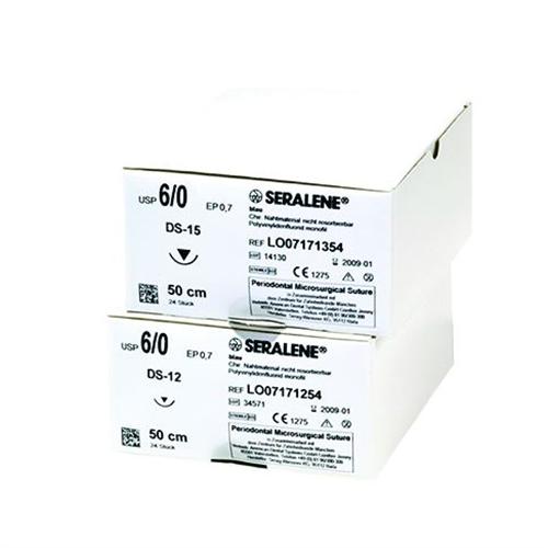 SERAG WIESSNER SERALENE BLAUW 6-0 DS15 50cm (24st)