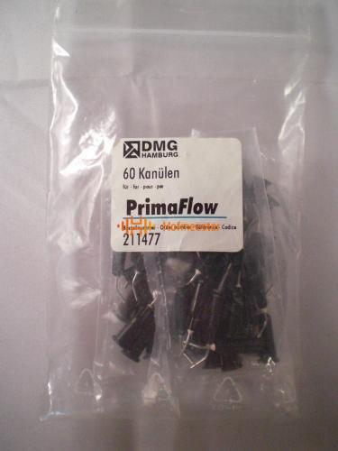 DMG PRIMAFLOW LUER LOCK APPLICATIETIPS (60st)