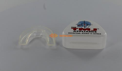 MYOFUNCTIONAL TMJ APPLIANCE TRANSPARANT ZACHT