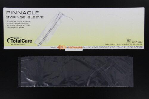 PINNACLE SYRINGE SLEEVES NR.3760 (500st)