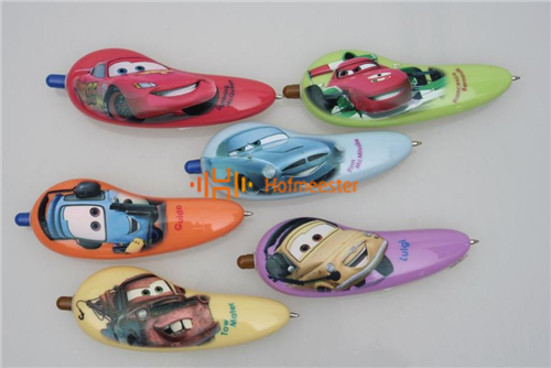 BEST PRESENT PENNEN DISNEY CARS (24st)