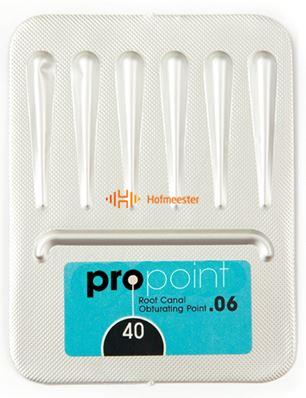 DRFP PROPOINTS REFILL CONSTANT TAPER .06 NR.40 ZWART (6st)