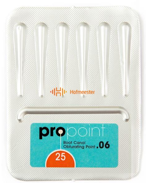 DRFP PROPOINTS REFILL CONSTANT TAPER .06 NR.25 ROOD (6st)