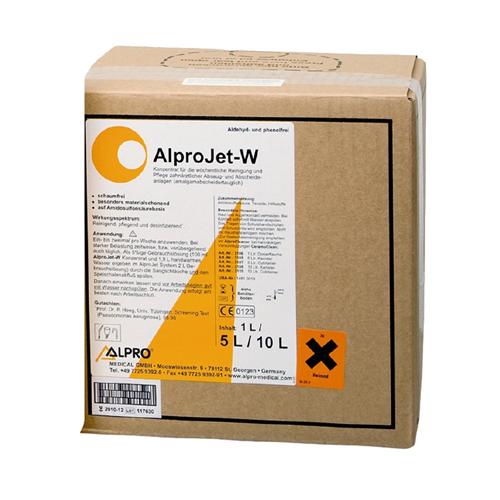 ALPRO JET-W CUBITAINER (5ltr)