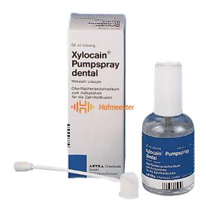 XYLOCAINE SPRAY LIQUID 10mg (50ml)