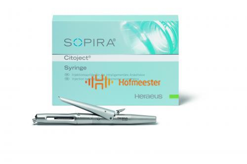 KULZER SOPIRA CITOJECT INJECTIESPUIT RVS (1,8ml)