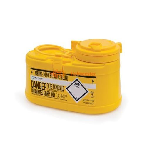 DRS SAFE-POINT NAALDENCONTAINERS (6st)