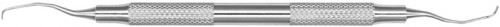 HU-FRIEDY CURETTE 11/12 GRACEY AFTER-FIVE HANDLE 4 NR.SRPG11/124