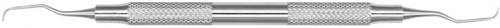 HU-FRIEDY CURETTE 1/2 GRACEY AFTER-FIVE HANDLE 4 NR.SRPG1/24