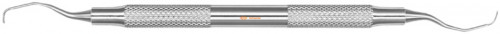 HU-FRIEDY CURETTE 13/14 GRACEY AFTER-FIVE HANDLE 4 NR.SRPG13/144