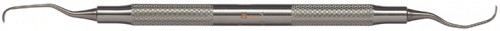 HU-FRIEDY CURETTE 12/13 GRACEY AFTER-FIVE HANDLE 4 NR.SRPG12/134