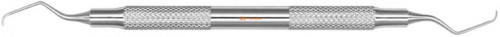 HU-FRIEDY CURETTE 7/8 GRACEY MINI-FIVE HANDLE 4 NR.SAS7/84