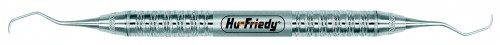 HU-FRIEDY CURETTE 3/4 GRACEY SATIN STEEL NR.SG3/46
