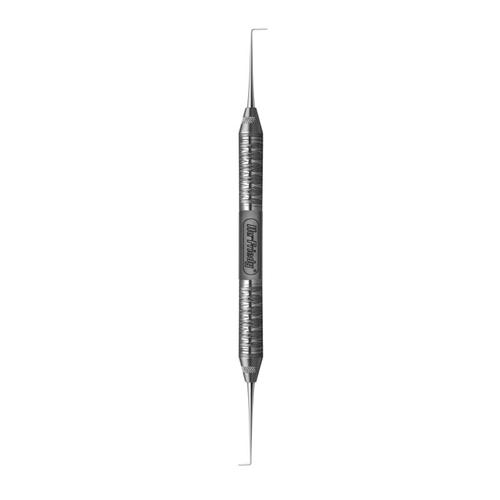 HU-FRIEDY KHAYAT APICAAL PLUGGER 4,5/6,0mm SATIN STEEL NR.PLGBK6