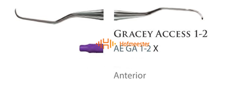 AMERICAN EAGLE GRACEY CURETTE X 1/2 ACCESS NR.GA1/2X