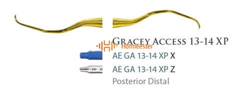 AMERICAN EAGLE GRACEY CURETTE XP 13/14 ACCESS NR.GA13/14XPX