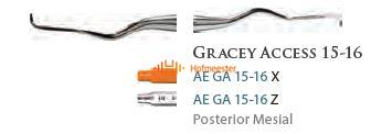 AMERICAN EAGLE GRACEY CURETTE 15/16 ACCESS NR.GA15/16X