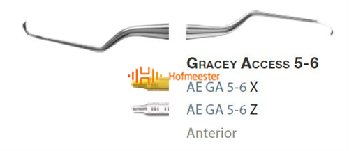 AMERICAN EAGLE GRACEY CURETTE ACCESS NR.GA5/6X