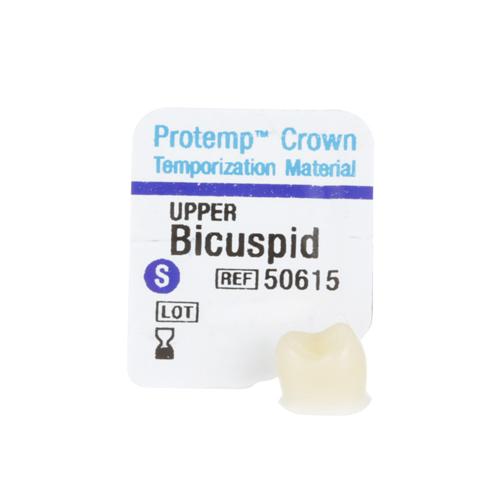 3M ESPE PROTEMP CROWN REFILL BICUSPID UPPER SMALL (5st)