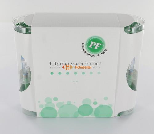 ULTRADENT OPALESCENCE PF 16% MINT PATIENT KIT (8x1,2ml/toebehoren)