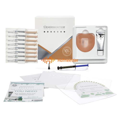 ULTRADENT OPALESCENCE PF 10% MELOEN DOCTOR KIT (8x1,2ml/toebehoren)
