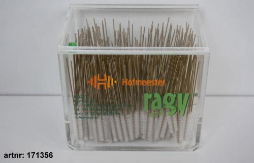 RAGY INTERDENTAALBORSTELS LARGE 6,5mm GEEL (250st)