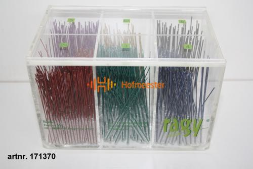 RAGY INTERDENTAALBORSTELS BOX ASSORTED (700st)
