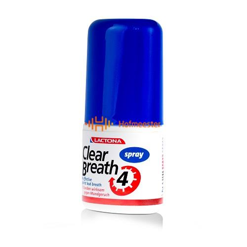 LACTONA CLEAR BREATH SPRAY (25ml)
