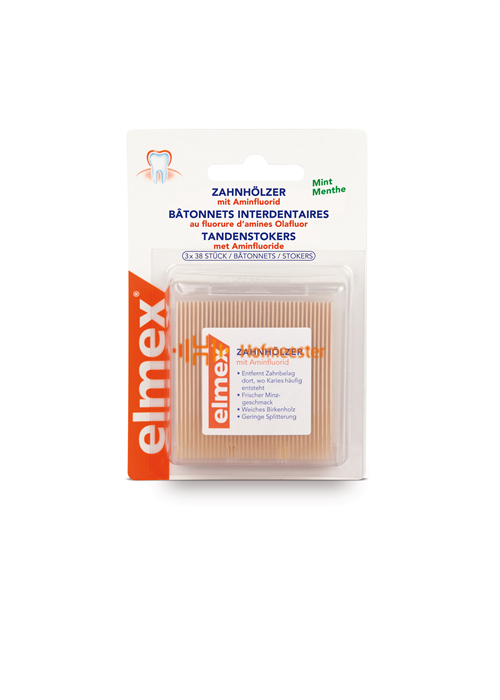 ELMEX DENTAL STICKS (3x38st)